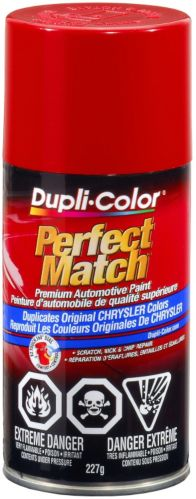 Dupli-Color Perfect Match Paint, Flash Red (PR3,R11) Product image