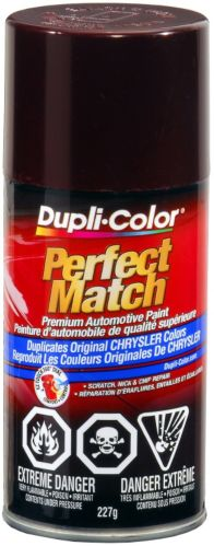 Dupli-Color Perfect Match Paint, Deep Cranberry Pearl (PMT)