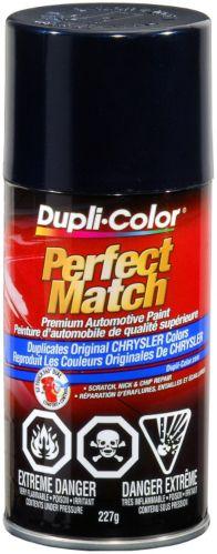Peinture Dupli-Color Perfect Match, Bleu Saphir perlé (PBQ,YBW) Image de l'article