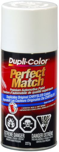 Dupli-Color Perfect Match Paint, Stone White (PW1) Product image