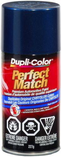 Dupli-Color Perfect Match Paint, Patriot Blue Metallic (PBT,PB7) Product image