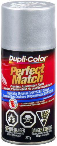 Peinture Dupli-Color Perfect Match, Argent vif (M) (PS2)