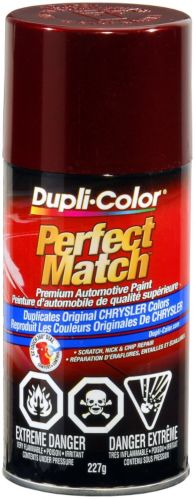 Dupli-Color Perfect Match Paint, Dark Garnet Red Pearl (PRV,XRV) Product image