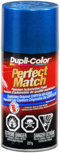Dupli-Color Perfect Match Paint, Intense Blue Pearl (PB3)