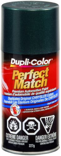 Dupli-Color Perfect Match Paint, Forest Green Pearl (PG8) Product image