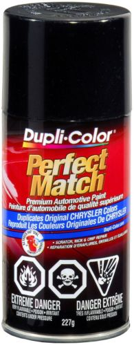 Peinture Dupli-Color Perfect Match, Cristal Noir brillant (PXR,AXR) Image de l'article