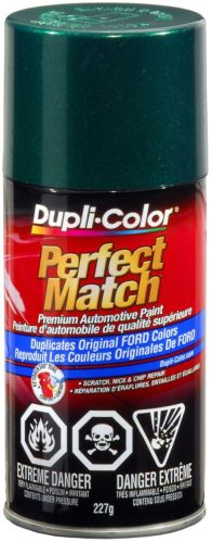 Dupli-Color Perfect Match Paint, Deep Jewel Green Metallic (PA,TM) Product image