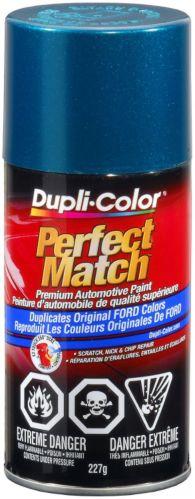 Dupli-Color Perfect Match Paint, Cayman Green Metallic (DA)