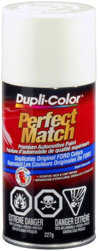 Peinture Dupli-Color Perfect Match, Blanc Performance (WB,WP,WT,YA) Image de l'article