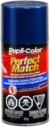 Peinture Dupli-Color Perfect Match, Bleu roi (KM) Image de l'article