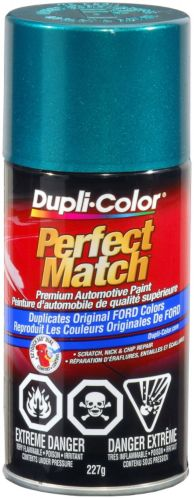 Dupli-Color Perfect Match Paint, Pacific Green (PS)