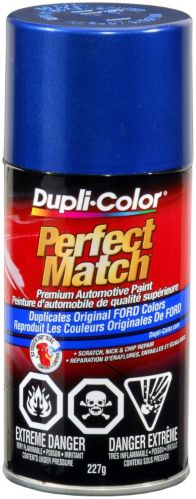 Peinture Dupli-Color Perfect Match, Bleu sonique perlé (SN) Image de l'article