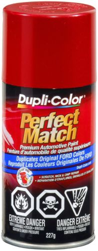 Dupli-Color Perfect Match Paint, Red Fire (G2)