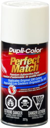 Dupli-Color Perfect Match Paint, Dover/Arctic White (11 WA3967) Product image