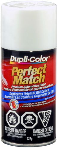 Dupli-Color Perfect Match Paint, Polar/Arctic White (10 WA9567) Product image