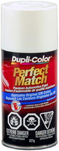 Dupli-Color Perfect Match Paint, White (40WA8554) Product image