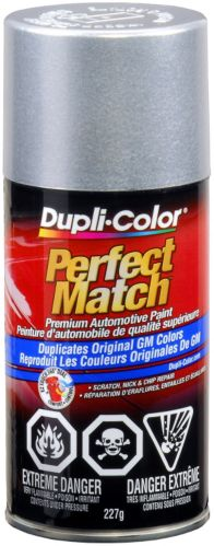 Peinture Dupli-Color Perfect Match, Argent (M) (12WA8535,13WA7781) Image de l'article