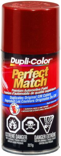 Peinture Dupli-Color Perfect Match, Érable Rouge (M) (89WA8237) Image de l'article