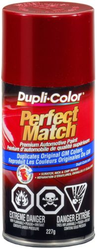 Peinture Dupli-Color Perfect Match, Grenat moyen (M) (72WA8979)