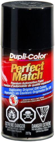 Dupli-Color Perfect Match Paint, Black Metallic (14WA8767) Product image