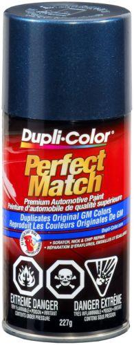 Peinture Dupli-Color Perfect Match, Bleu Saphir foncé (M) (29WA8970,29CWA9382) Image de l'article