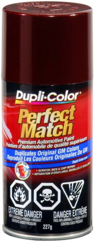 Dupli-Color Perfect Match Paint, Dark Garnet Red Metallic (76WA8984) Product image