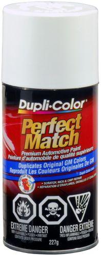 Dupli-Color Perfect Match Paint, Pure White (12WA5111,521) Product image
