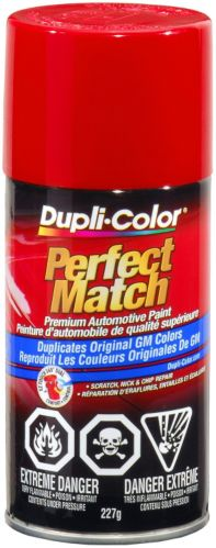 Dupli-Color Perfect Match Paint, Bright Red (81wa8774) Product image