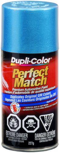Peinture Dupli-Color Perfect Match, Bleu Maui moyen (M) (23WA9184,23WA9537) Image de l'article