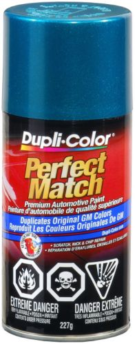 Peinture Dupli-Color Perfect Match, Bleu océan vif (M)  (43WA9796,43WA243A) Image de l'article
