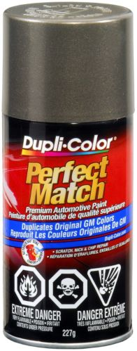 Dupli-Color Perfect Match Paint, Dark BronzeMist Metallic (76WA528F)