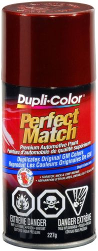 Dupli-Color Perfect Match Paint, Dark Toreador Metallic (51WA203C,WA334d,WA257C) Product image