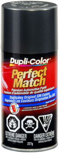 Dupli-Color Perfect Match Paint, Storm Grey Metallic (14WA391E) Product image