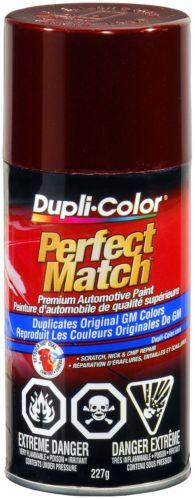 Peinture Dupli-Color Perfect Match, Grenat foncé (M) (76WA9154)