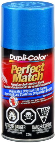 Dupli-Color Perfect Match Paint, Bahama Blue Metallic (22WA9656) Product image