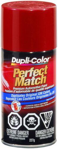Peinture Dupli-Color Perfect Match, Rouge (M) (75WA8919)