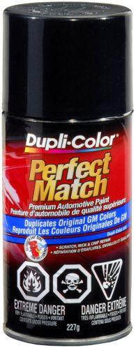 Dupli-Color Perfect Match Paint, Black Metallic (18WA8913) Product image