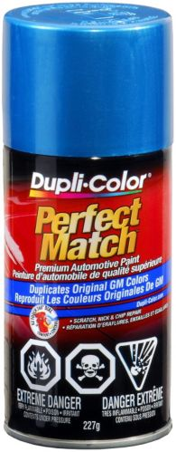 Dupli-Color Perfect Match Paint, Dark Blue Metallic (30) Product image