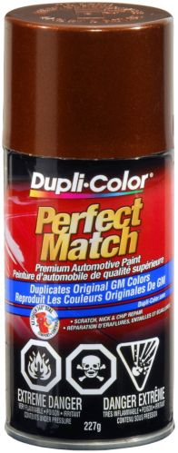 Dupli-Color Perfect Match Paint, Cordova Brown Metallic (81)