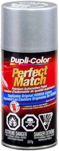 Dupli-Color Perfect Match Paint, Arctic Silver Metallic (NH79M)