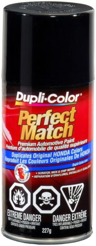 Dupli-Color Perfect Match Paint, Black Metallic (NH526M,NH503P)
