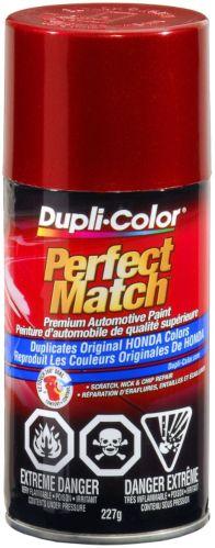 Peinture Dupli-Color Perfect Match, Rouge Bordeaux (M) (R78P) Image de l'article
