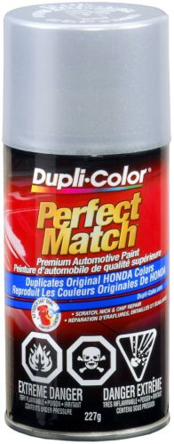 Peinture Dupli-Color Perfect Match, Argent satiné (M) (NH623M) Image de l'article