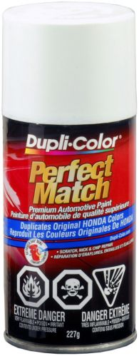 Dupli-Color Perfect Match Paint, Taffeta White (NH578) Product image