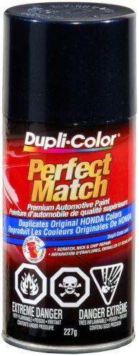 Peinture Dupli-Color Perfect Match, Noir hibou perlé (B92P)