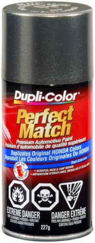 Dupli-Color Perfect Match Paint, Galaxy Grey Metallic (NH701M)