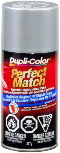 Peinture Dupli-Color Perfect Match, Argent Brillant (M) (K1)