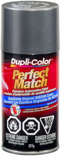 Dupli-Color Perfect Match Paint, Dark Grey Metallic (463) Product image