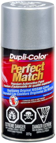 Peinture Dupli-Color Perfect Match, Platine (M) (KN0)