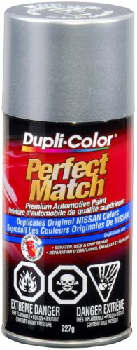 Peinture Dupli-Color Perfect Match, Brume argentée (M) (K12) Image de l'article
